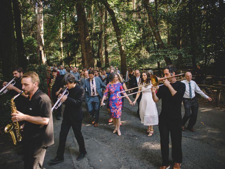 Tmx 1512607294498 Stern Grove Wedding8 San Francisco, CA wedding band