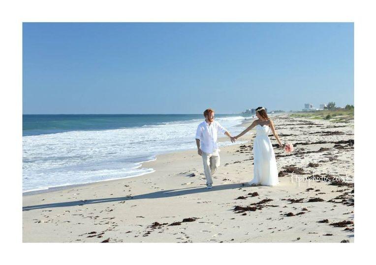 Vero Beach ceremony and reception