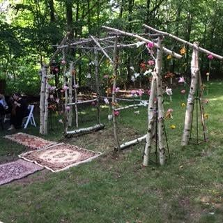 Tmx 1469627647368 Fiddle Lake Farms Arbor Glens Falls wedding officiant