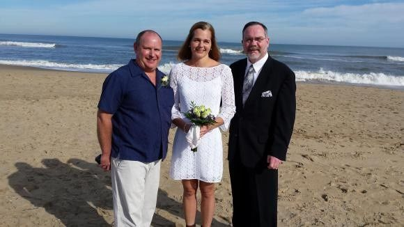 Lighthouse Wedding Officiant