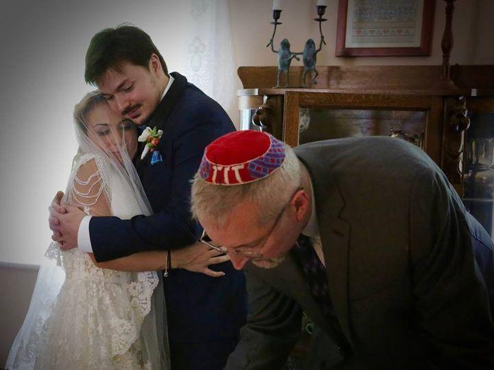 Tmx 1469318274829 Eric And Melissa Ketuba Ithaca wedding officiant