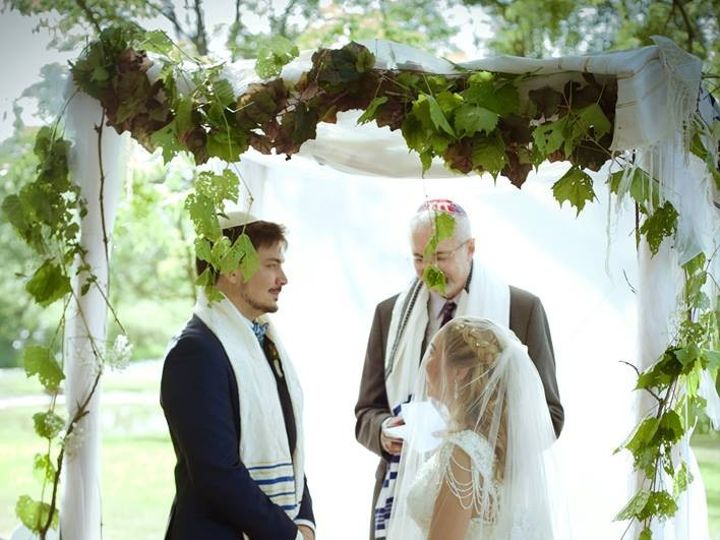 Tmx 1469318286672 Under Huppah 3 Ithaca wedding officiant