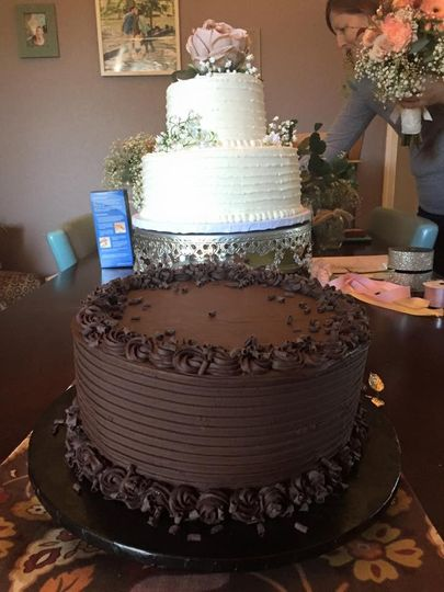 Gold Ribbon Confections Wedding Cake Arlington TX WeddingWire - Wedding Cakes Arlington Tx