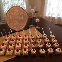 Tmx 1516343661 66bfc3d9f69ca4ea 1516343660 B1b2c5e96441cf21 1516343660661 15 MiniCheesecakes Arlington, TX wedding cake