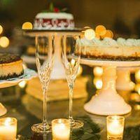 Tmx 1516343752 49cb099df596430f 1516343752 89c2e1f6c42216f2 1516343752319 19 CheesecakeWedd Arlington, TX wedding cake