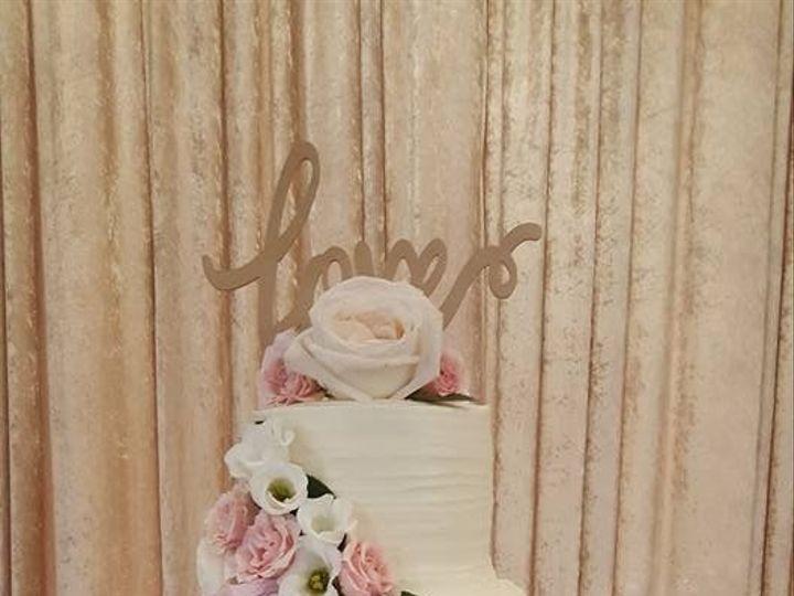 Tmx 1527344857 9726aa9f9192f02d 1527344856 Da207989b52b89fd 1527344855303 1 FB44BB50 F9D0 4B65 Arlington, TX wedding cake