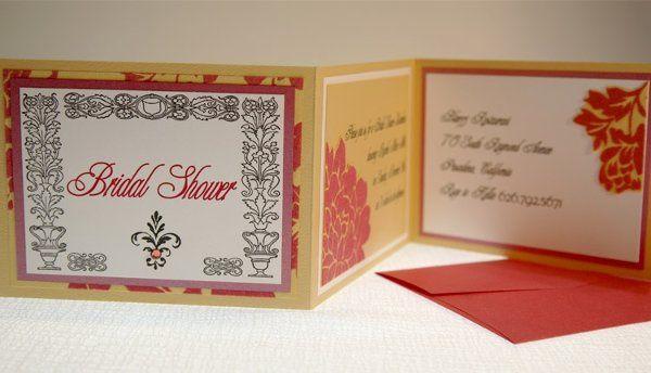 Tmx 1198085517406 Zvictoriangarden Chino Hills wedding invitation