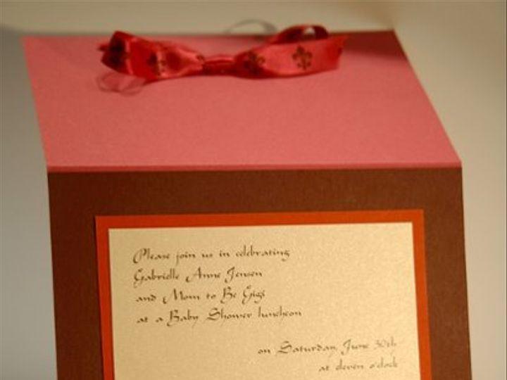 Tmx 1198085583062 Zmorroco Chino Hills wedding invitation