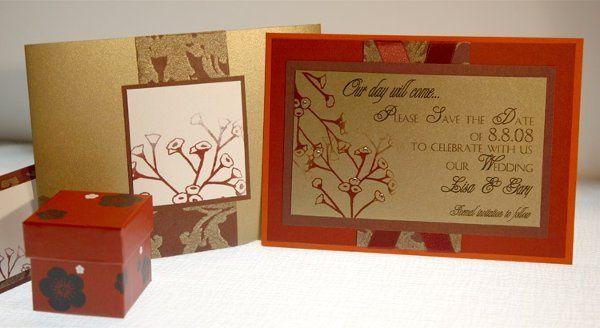 Tmx 1198098567554 Zcherryblossom Chino Hills wedding invitation