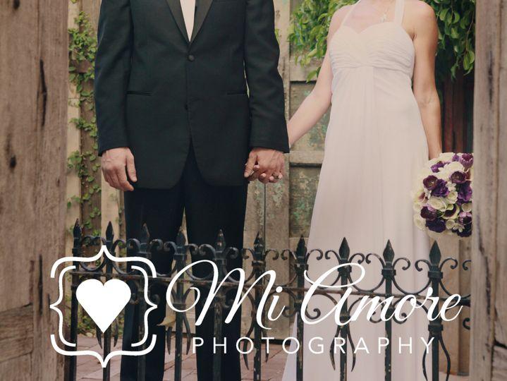 Photographer - Mi Amore Photography Venue - The Boojum Tree