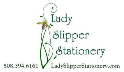 Lady Slipper Stationery