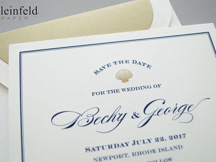 Tmx 1467312158730 Kp 5 South Yarmouth wedding invitation