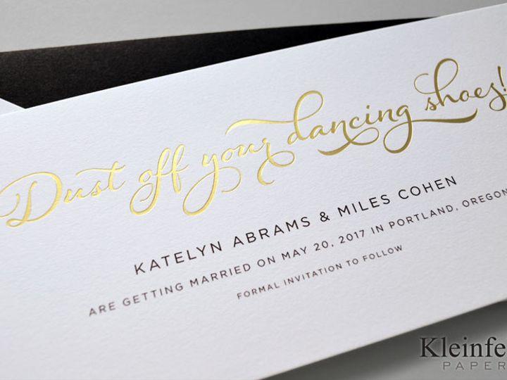 Tmx 1467312177934 Kp 9 South Yarmouth wedding invitation