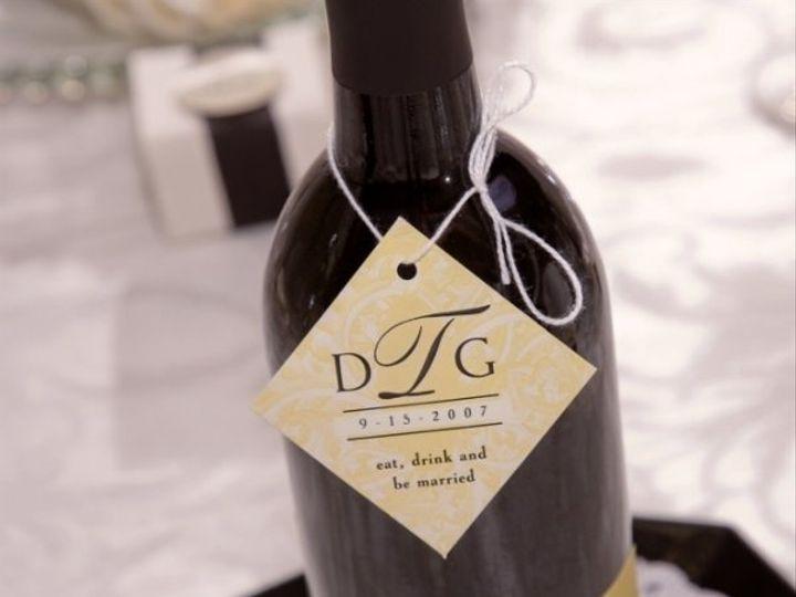 Tmx 1228163086711 Winetag Seattle wedding invitation