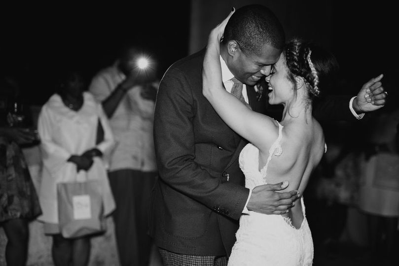 First dance in Florence