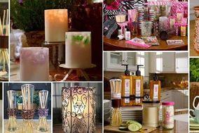 Pink Zebra Candles
