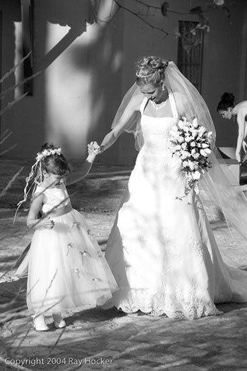 Brideandflowergirl