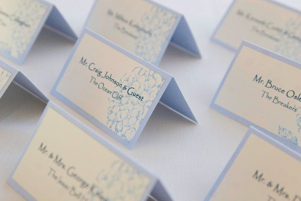 Baby blue borders