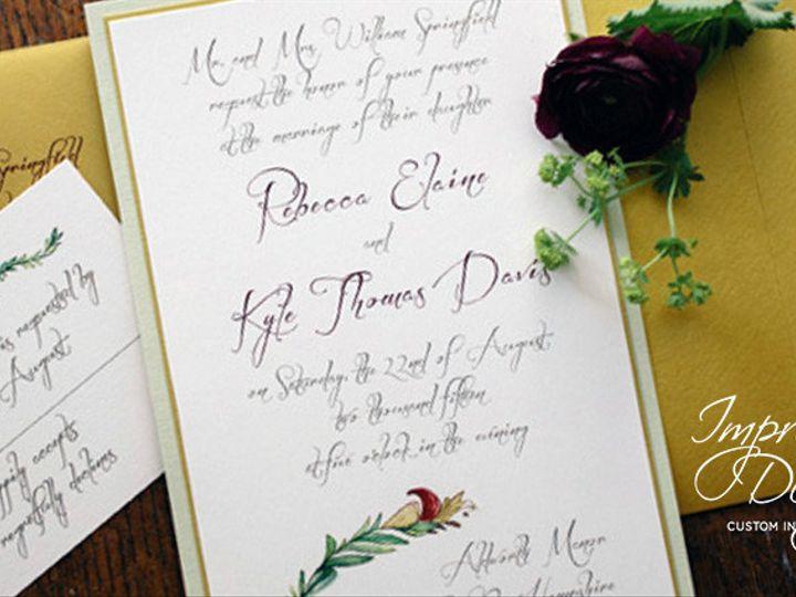 Tmx 1463505753662 Aldworth1 Windham, New Hampshire wedding invitation