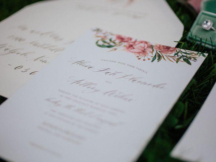 Tmx 1534040276 Abe7ea11d13c9591 1534040275 Af52274e395a0209 1534040273526 1 Alysons 77 Windham, New Hampshire wedding invitation