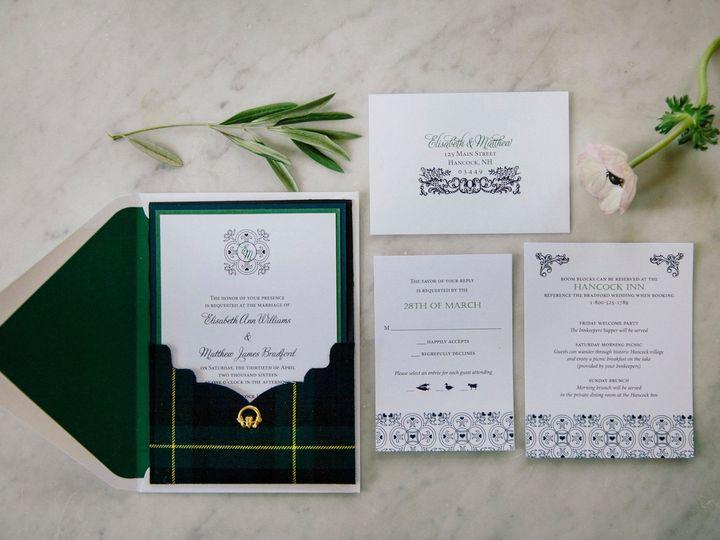 Tmx 1534040612 2ca8b4284d935e19 1534040611 2d4a0fc0efd592a7 1534040608183 9 24273748 159145028 Windham, New Hampshire wedding invitation