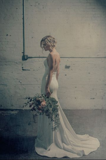 Oregon Bridal Photo