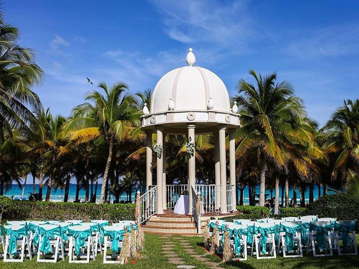 Tmx Riu Palace Wedding 51 917860 Hanover, MA wedding travel