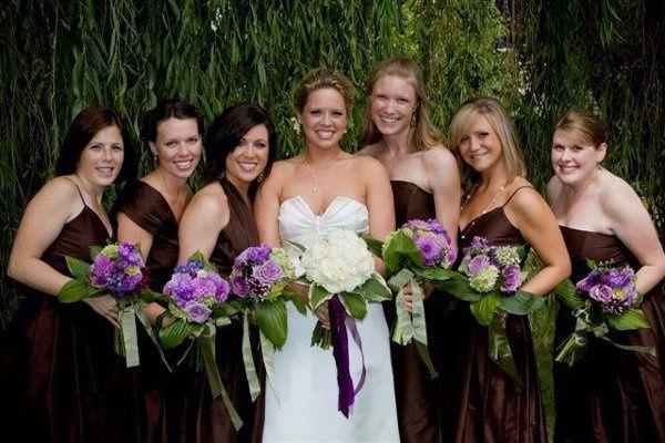 Tmx 1233936888171 Bridalparty Bellingham wedding florist