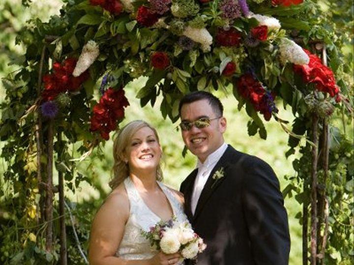 Tmx 1233937445468 MonaAndMike 0623 Bellingham wedding florist