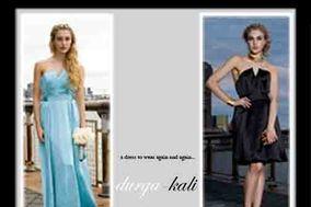 Durga-Kali: Reversible Bridesmaid Dresses