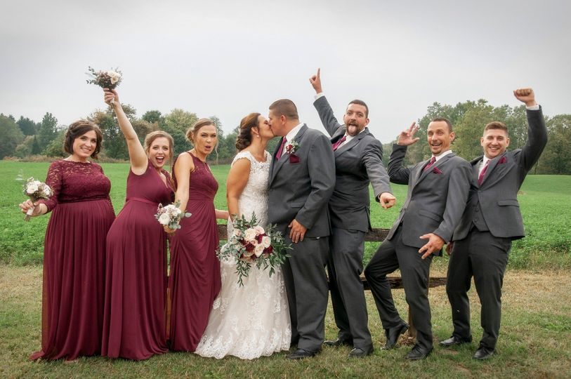 Limelight Summer Wedding