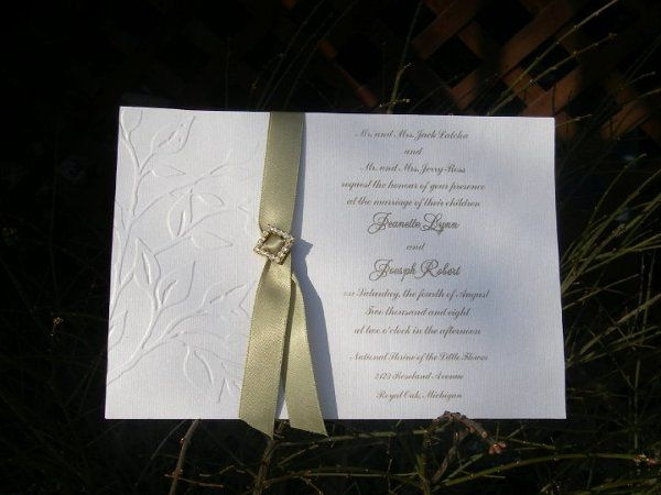 Tmx 1282710751517 245021193861947424161185322848278072900917212565n Waterford wedding invitation