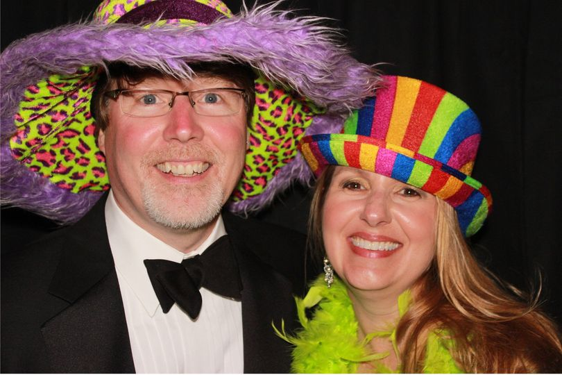 party time photo booths