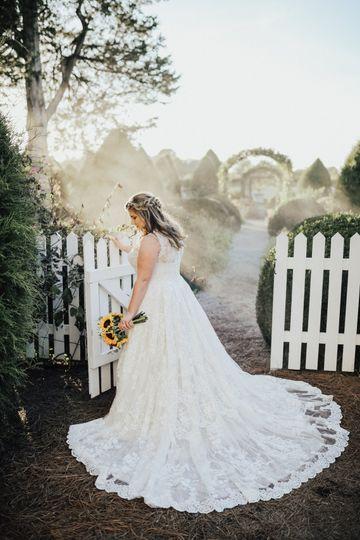 Beautiful bride | Black Mountain Photography