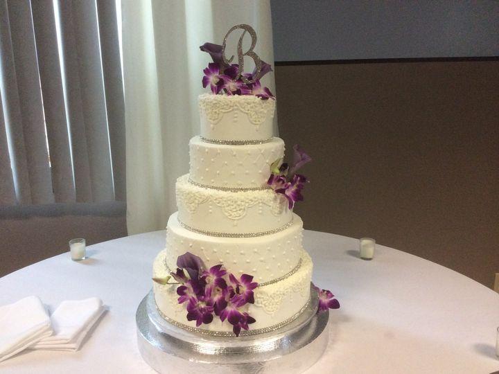 Tmx 1414007849742 1107 Somerset, MA wedding cake