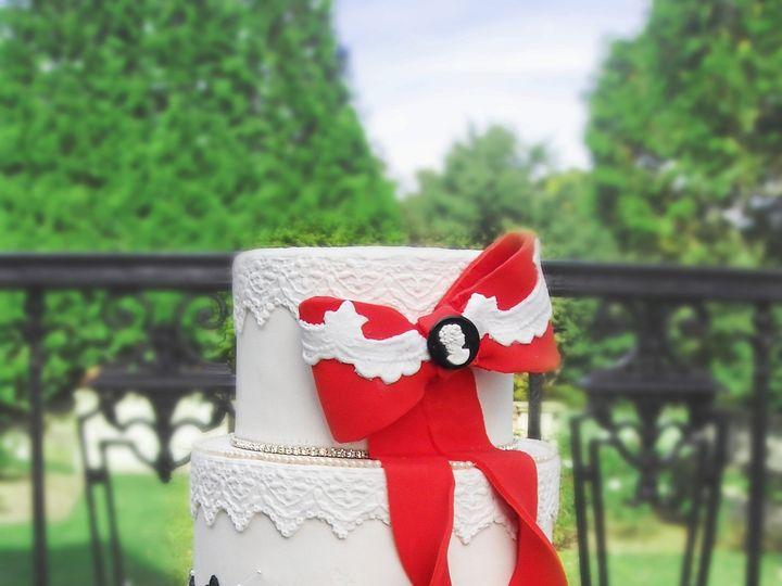 Tmx 1414008291685 42 Somerset, MA wedding cake