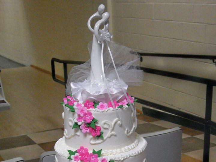 Tmx 1414009375420 16 Somerset, MA wedding cake