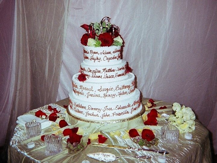 Tmx 1414009462343 13 Somerset, MA wedding cake