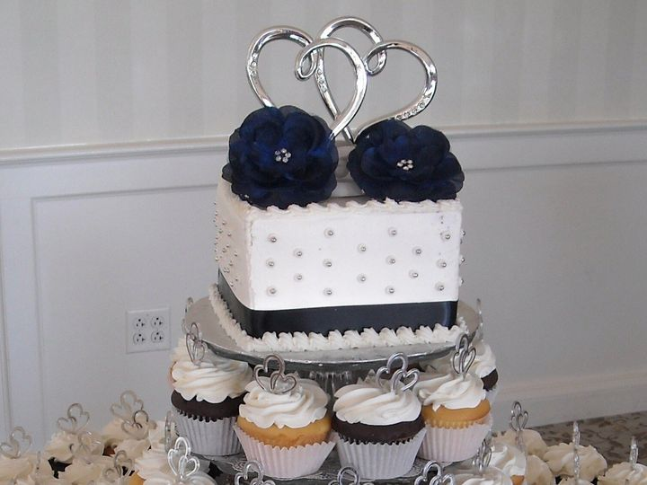 Tmx 1414009958700 34 Somerset, MA wedding cake