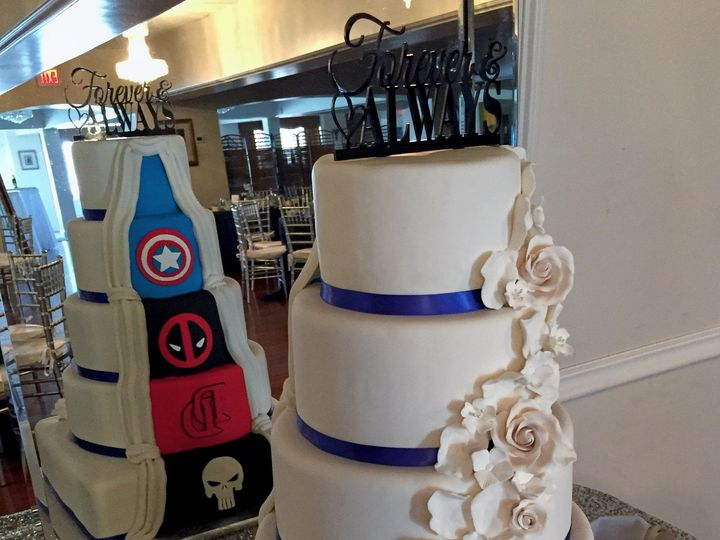 Tmx 1508509809148 2017 10 11 15.04.03 Somerset, MA wedding cake