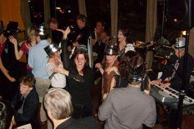 Everyone has fun at a BackBeat party!