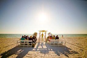 Weddings On Sand Key Beach