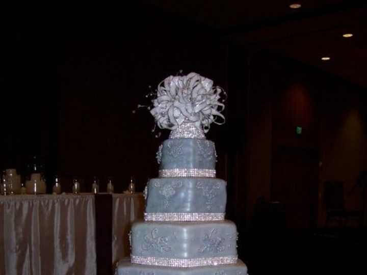 Tmx 1218131815852 25WeddingAnniversary Montesano wedding cake