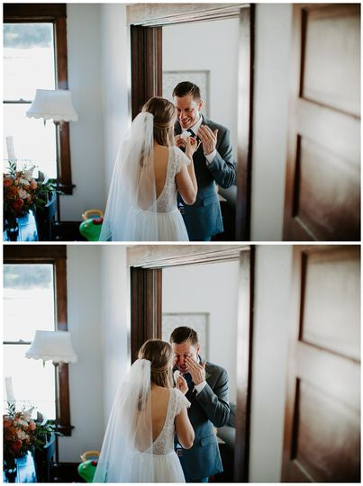 Sandy, Oregon Wedding