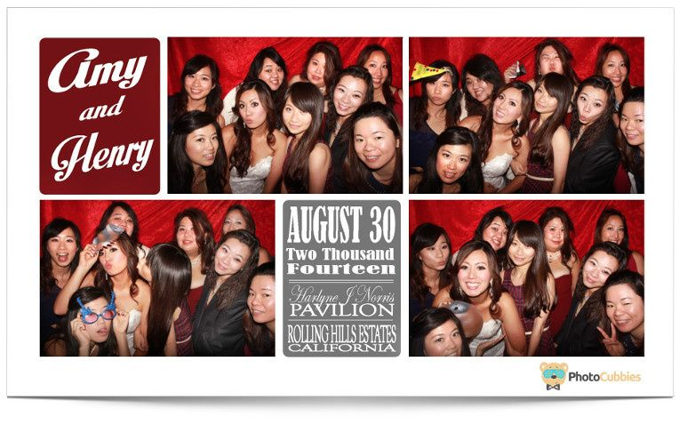 amy wedding photo booth