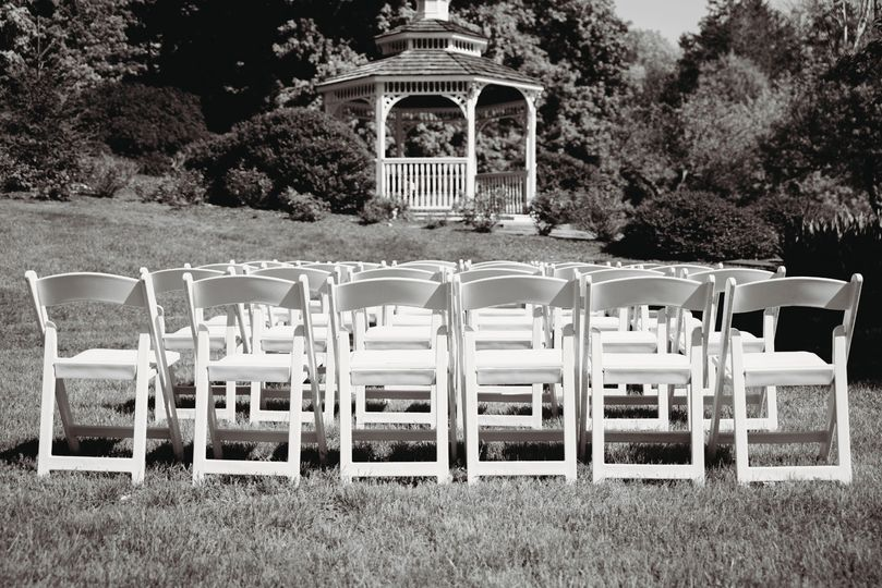 Gazebo Wedding ©MichelleIljazi