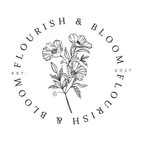 flourish and bloom logo 51 983960 162085250874345