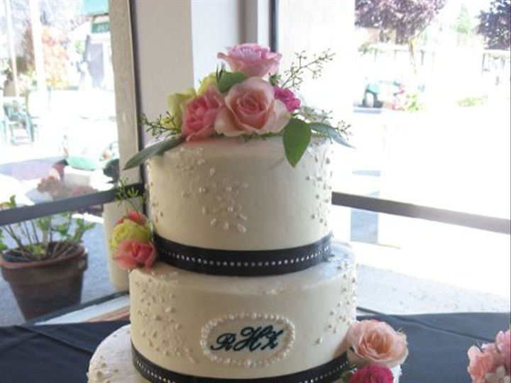 Tmx 1328487735398 IMG1597 Cotati, California wedding cake