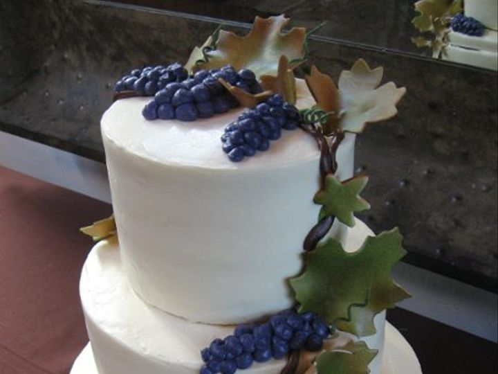 Tmx 1328487782613 IMG1617 Cotati, California wedding cake
