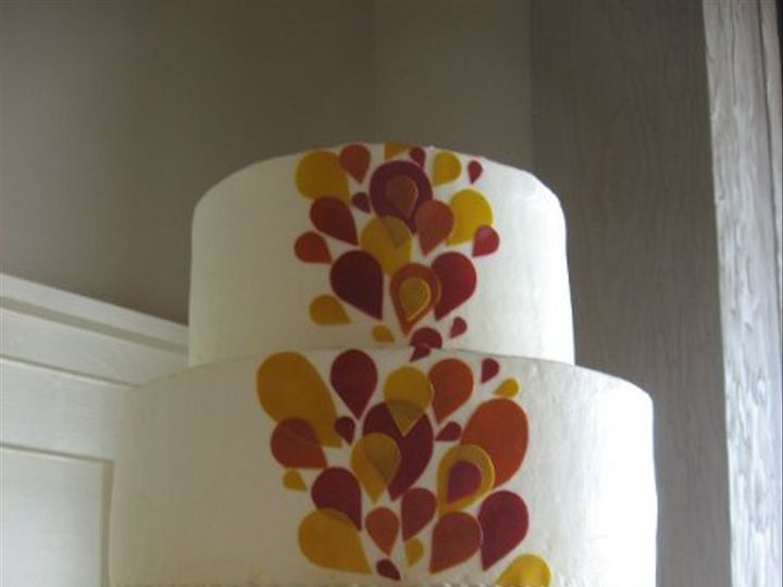 Tmx 1328487848354 IMG1692 Cotati, California wedding cake